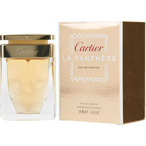 Cartier La Panthere By Cartier Eau De Parfum Spray 1.6 Oz