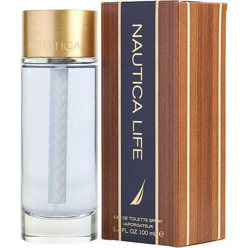 Nautica Life By Nautica Edt Spray 3.4 Oz