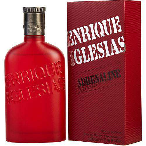 Enrique Iglesias Adrenaline By Enrique Iglesias Edt Spray 3.4 Oz