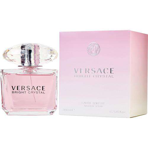 Versace Bright Crystal By Gianni Versace Edt Spray 6.7 Oz