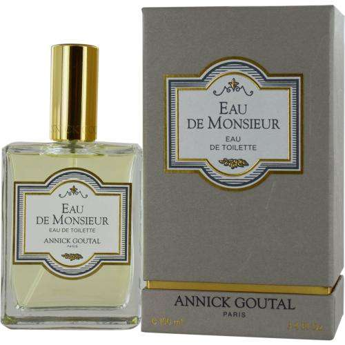 Eau De Monsieur By Annick Goutal Edt Spray 3.4 Oz (new Packaging)