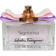 Signorina By Salvatore Ferragamo Edt Spray 3.4 Oz *tester