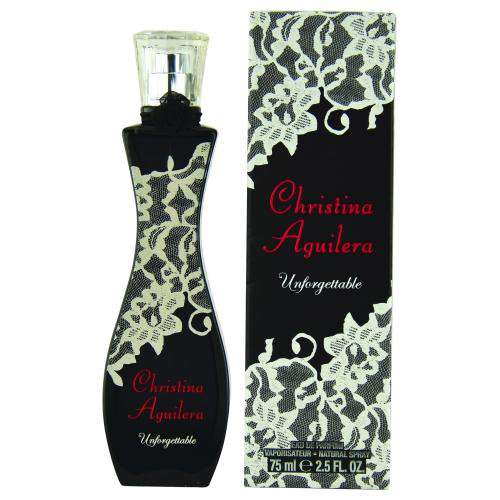 Christina Aguilera Unforgettable Eau De Parfum Spray 2.5 Oz