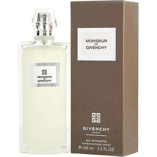 Monsieur Givenchy By Givenchy Edt Spray 3.3 Oz (new Packaging)
