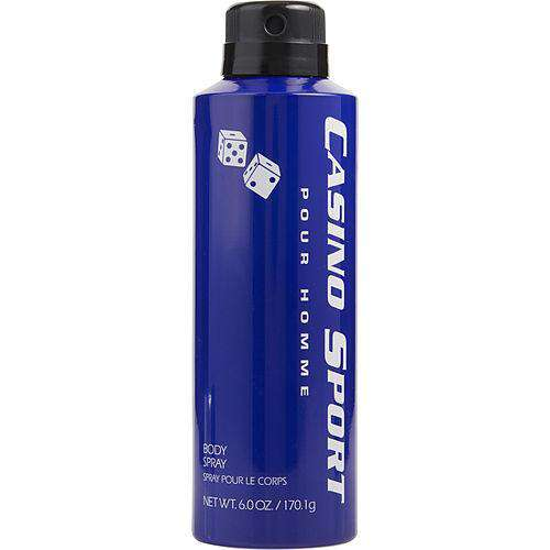 Casino Sport By Casino Parfums Body Spray 6 Oz