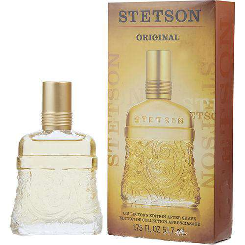 Stetson By Coty Aftershave 1.75 Oz (edition Collector's Bottle)