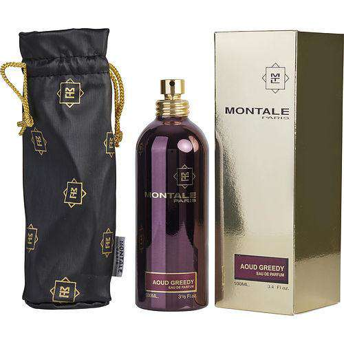 Montale Paris Aoud Greedy By Montale Eau De Parfum Spray 3 1-3 Oz