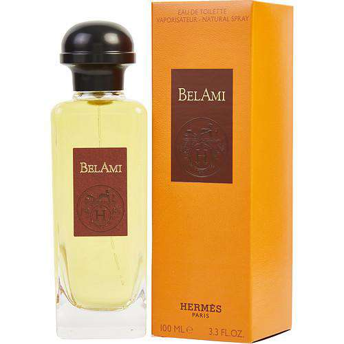 Bel Ami By Hermes Edt Spray 3.3 Oz (new Packaging)