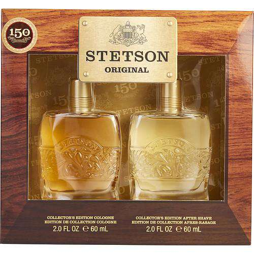 Stetson By Coty Cologne 2 Oz & Aftershave 2 Oz (collector's Edition)