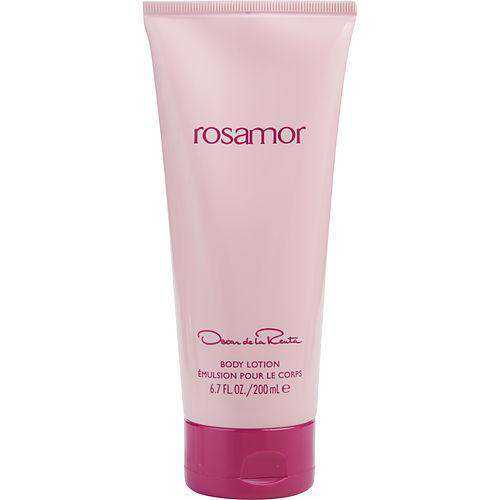 Rosamor By Oscar De La Renta Body Lotion 6.7 Oz