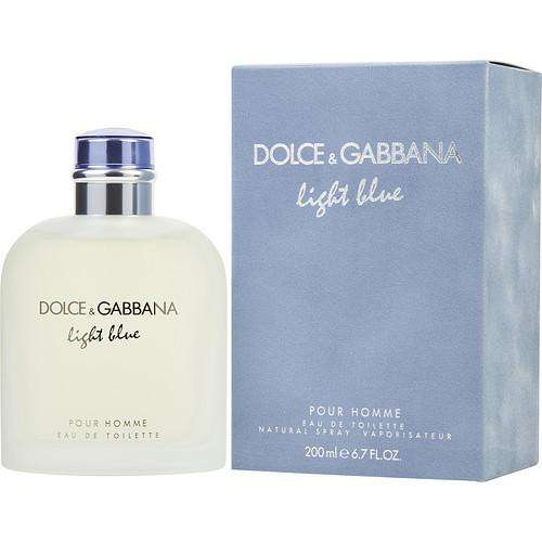 Light Blue By Dolce & Gabbana Edt Spray For Men