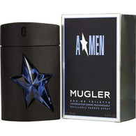 Angel By Thierry Mugler Edt Spray Rubber Bottle Refillable