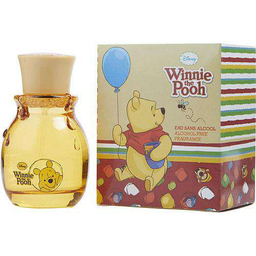 Winnie The Pooh By Disney Fragrance Alcohol Free Spray 1.7 Oz