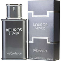 Kouros Silver By Yves Saint Laurent Edt Spray