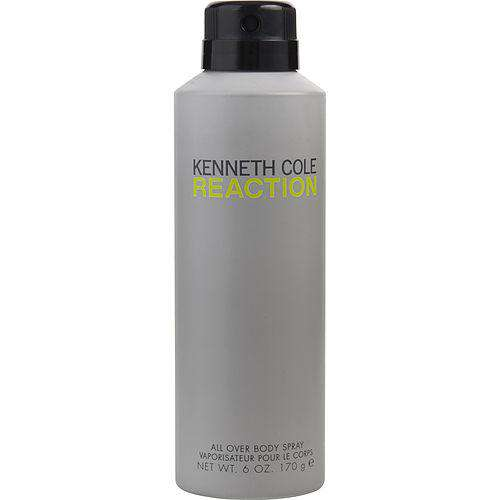 Kenneth Cole Reaction By Kenneth Cole Body Spray 6 Oz