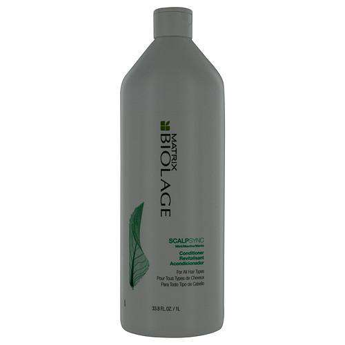 Biolage By Matrix Scalpsync Cooling Mint Conditioner 33.8 Oz