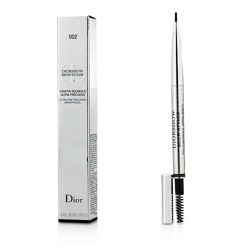 Christian Dior By Christian Dior Diorshow Brow Styler Ultra-fine Precision Brow Pencil - # 002 Universal Dark Brown --0.1g-0.003oz