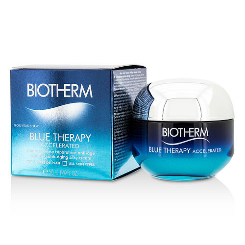 Biotherm By Biotherm Blue Therapy Accelerated Repairing Anti-aging Silky Cream --50ml-1.69oz