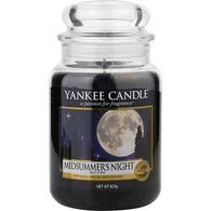 Yankee Candle By Yankee Candle Mid Summer Night Scented Large Jar 22 Oz