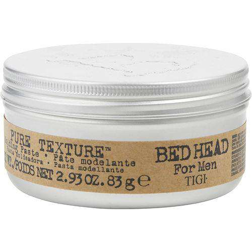 Bed Head Men By Tigi Pure Texture Molding Paste 2.93 Oz (gold Packaging)