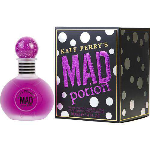 Mad Potion By Katy Perry Eau De Parfum Spray 3.4 Oz