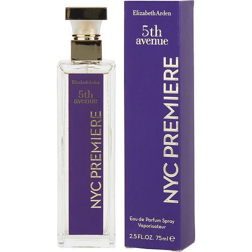 Fifth Avenue Nyc Premiere By Elizabeth Arden Eau De Parfum Spray 2.5 Oz *tester