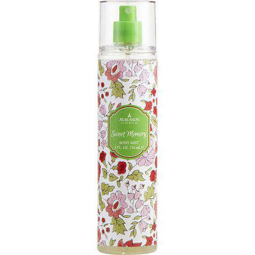 Sweet Memory By Aubusson Body Mist 8 Oz