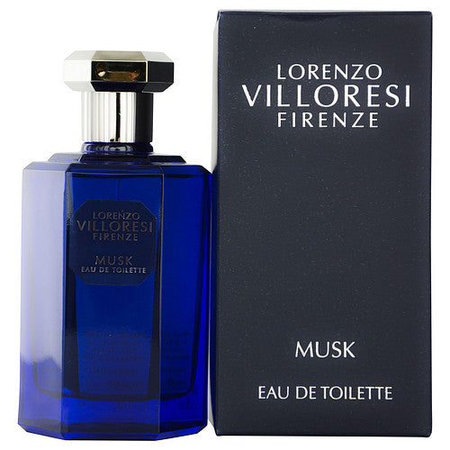 Lorenzo Villoresi Firenze Musk By Lorenzo Villoresi Edt Spray 3.3 Oz