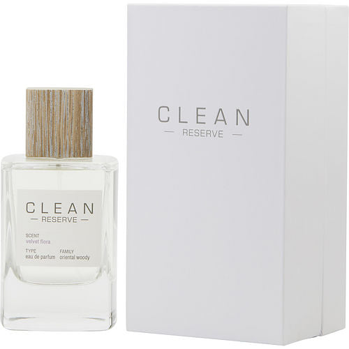 Clean Reserve Velvet Flora By Clean Eau De Parfum Spray 3.4 Oz