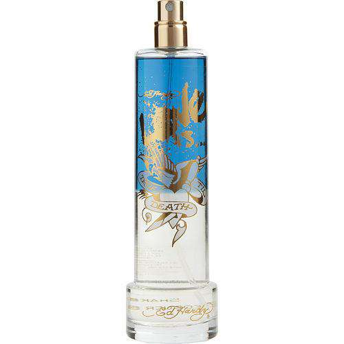 Ed Hardy Love Is By Christian Audigier Edt Spray 3.4 Oz *tester