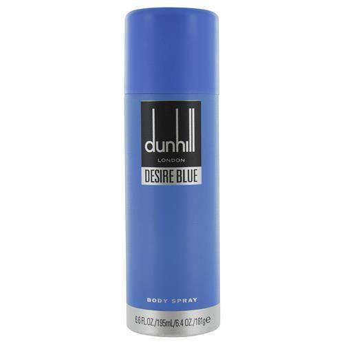 Desire Blue By Alfred Dunhill Body Spray 6.6 Oz