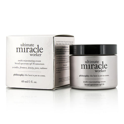 Philosophy By Philosophy Ultimate Miracle Worker Multi-rejuvenating Cream Spf 30 --60ml-2oz