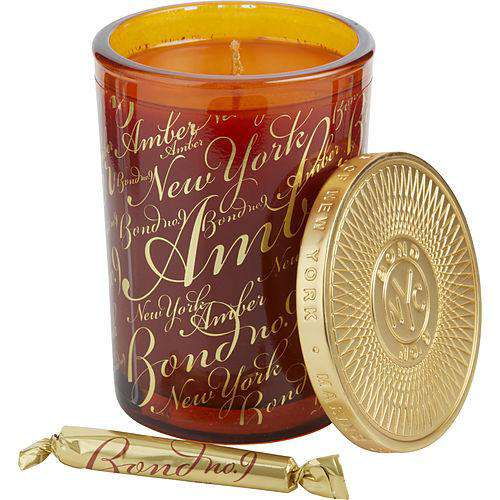 Bond No. 9 New York Amber Scented Candle 6.4 Oz
