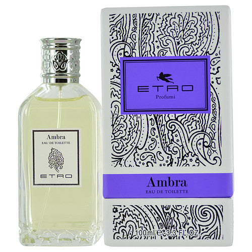 Ambra Etro By Etro Edt Spray 3.3 Oz (new Packaging)