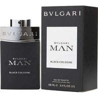 Bvlgari Man Black Cologne Edt Spray