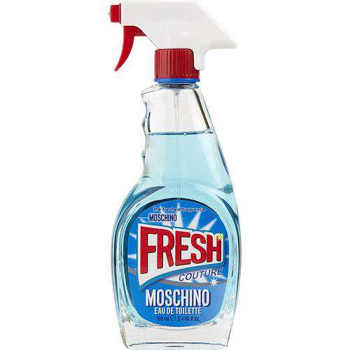 Moschino Fresh Couture By Moschino Edt Spray 3.4 Oz *tester