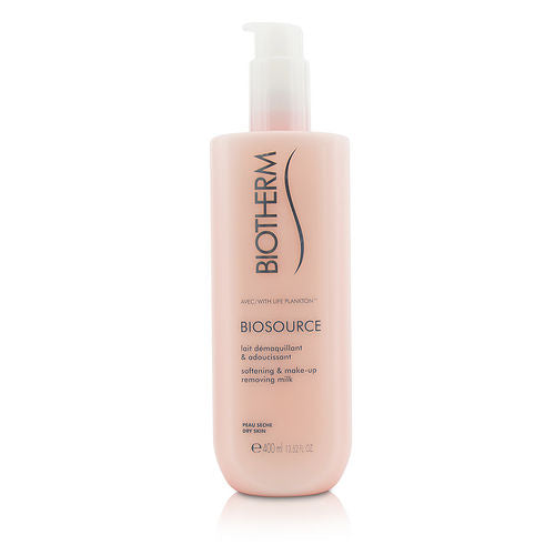Biotherm By Biotherm Biosource Softening & Make-up Removing Milk - For Dry Skin --400ml-13.52oz