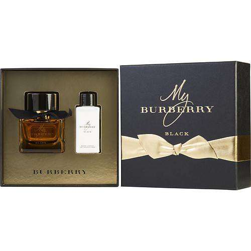 My Burberry Black Parfum Spray & Body Lotion
