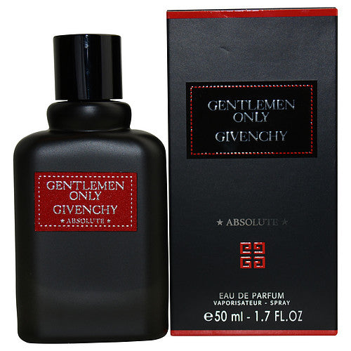 Gentlemen Only Absolute By Givenchy Eau De Parfum Spray 1.7 Oz