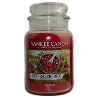 Yankee Candle By Yankee Candle Red Raspberry Scented Large Jar 22 Oz