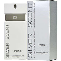 Silver Scent Pure By Jacques Bogart Edt Spray 3.3 Oz