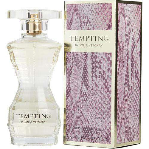 Tempting By Sofia Vergara By Sofia Vergara Eau De Parfum Spray 3.4 Oz