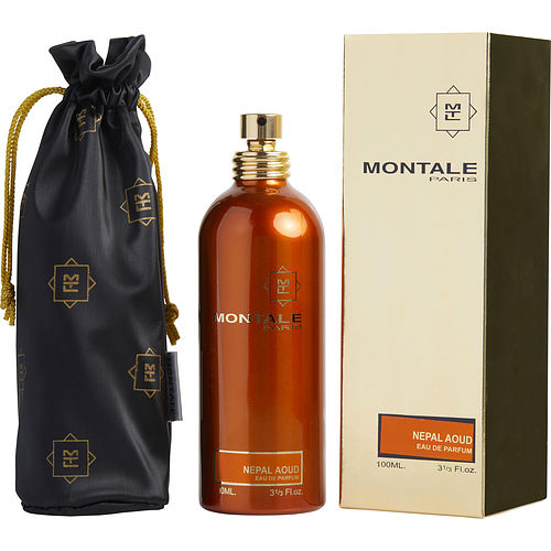 Montale Paris Nepal Aoud By Montale Eau De Parfum Spray 3.4 Oz