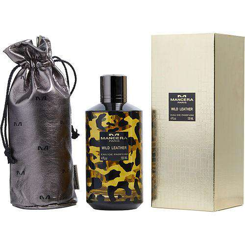 Mancera Wild Leather By Mancera Eau De Parfum Spray 4 Oz