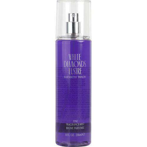 White Diamonds Lustre By Elizabeth Taylor Body Mist 8 Oz
