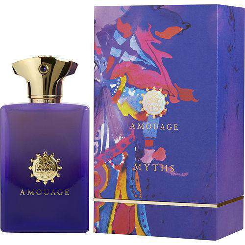 Amouage Myths By Amouage Eau De Parfum Spray 3.4 Oz