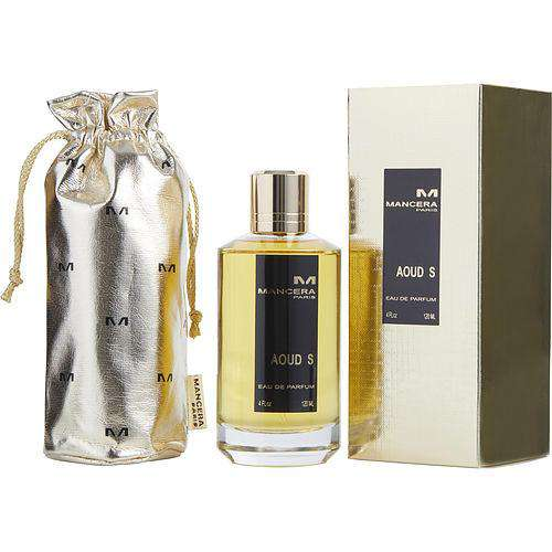 Mancera Aoud S By Mancera Eau De Parfum Spray 4 Oz