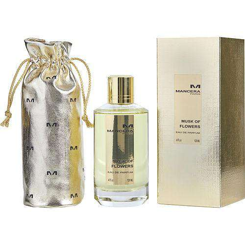 Mancera Musk Of Flowers By Mancera Eau De Parfum Spray 4 Oz