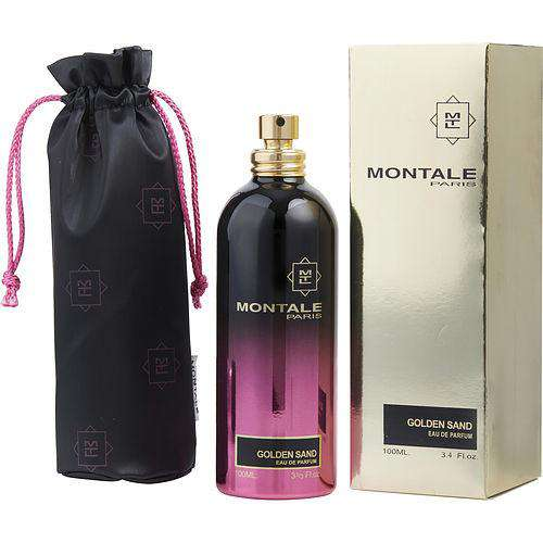 Montale Paris Golden Sand By Montale Eau De Parfum Spray 3.4 Oz