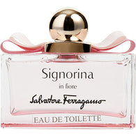 Signorina In Fiore By Salvatore Ferragamo Edt Spray 3.4 Oz *tester